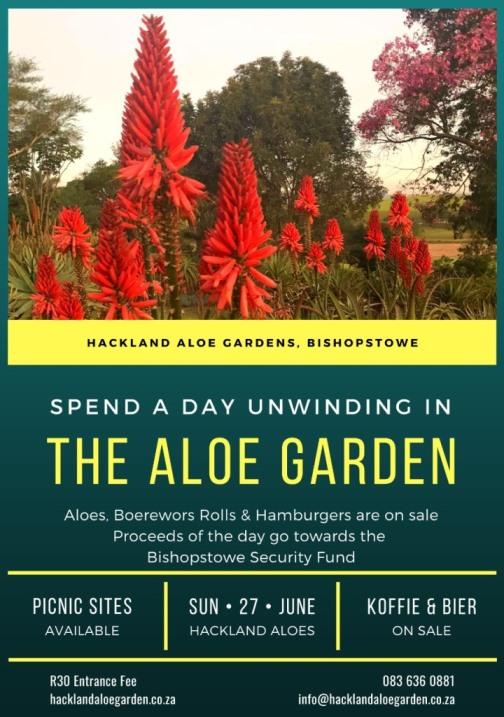 Hackland Aloe Garden Security Event 27June2021
