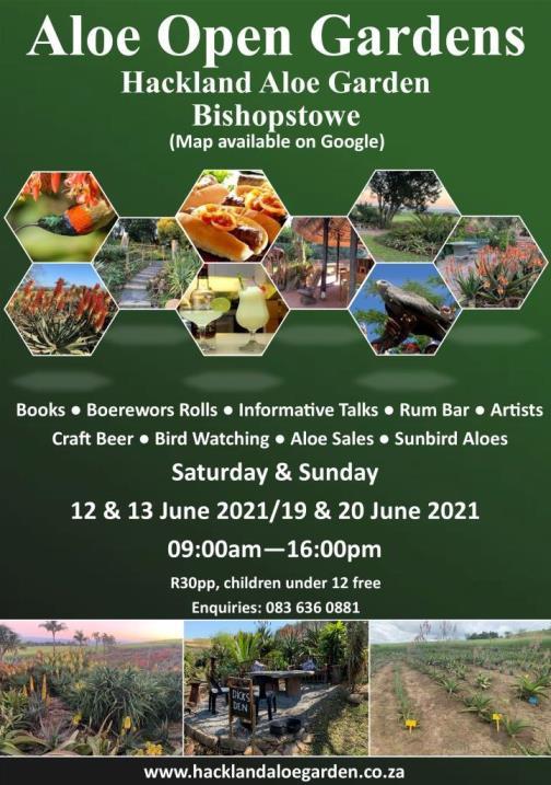 Hackland Open Garden Event June2021